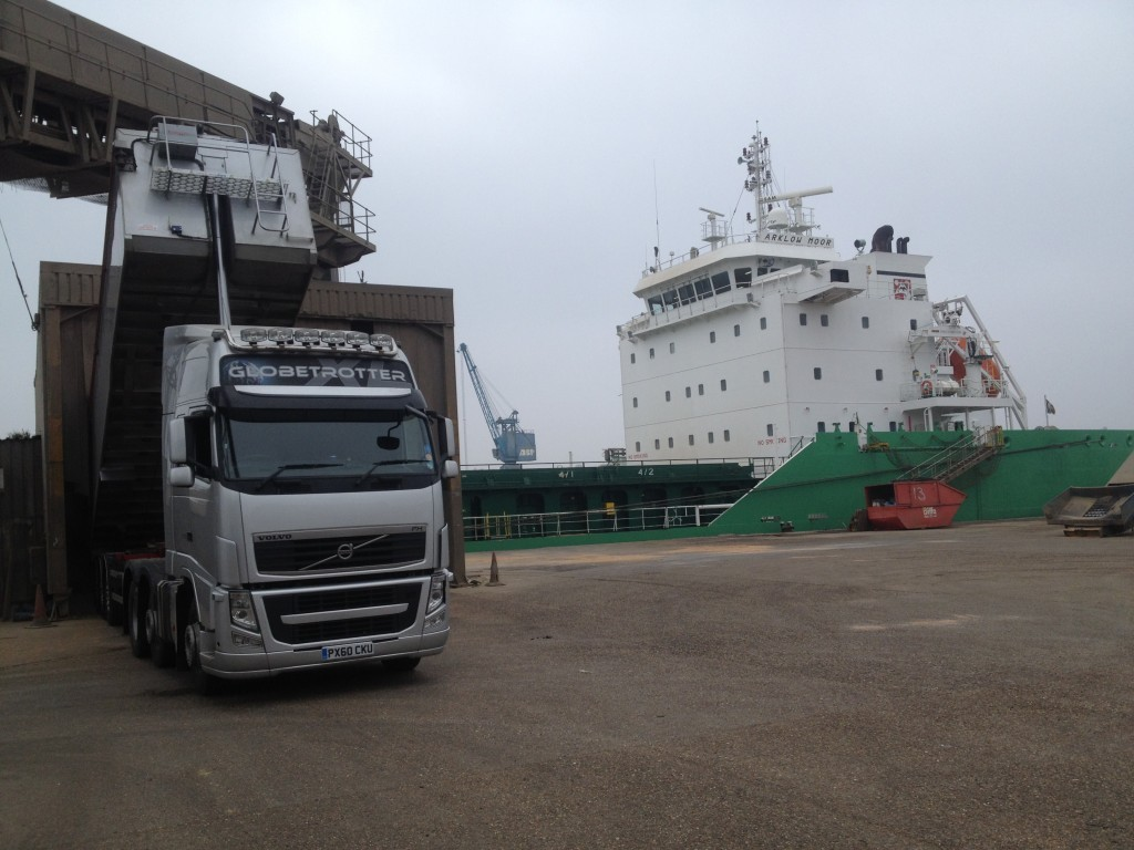 Globe trotter lorry haulage