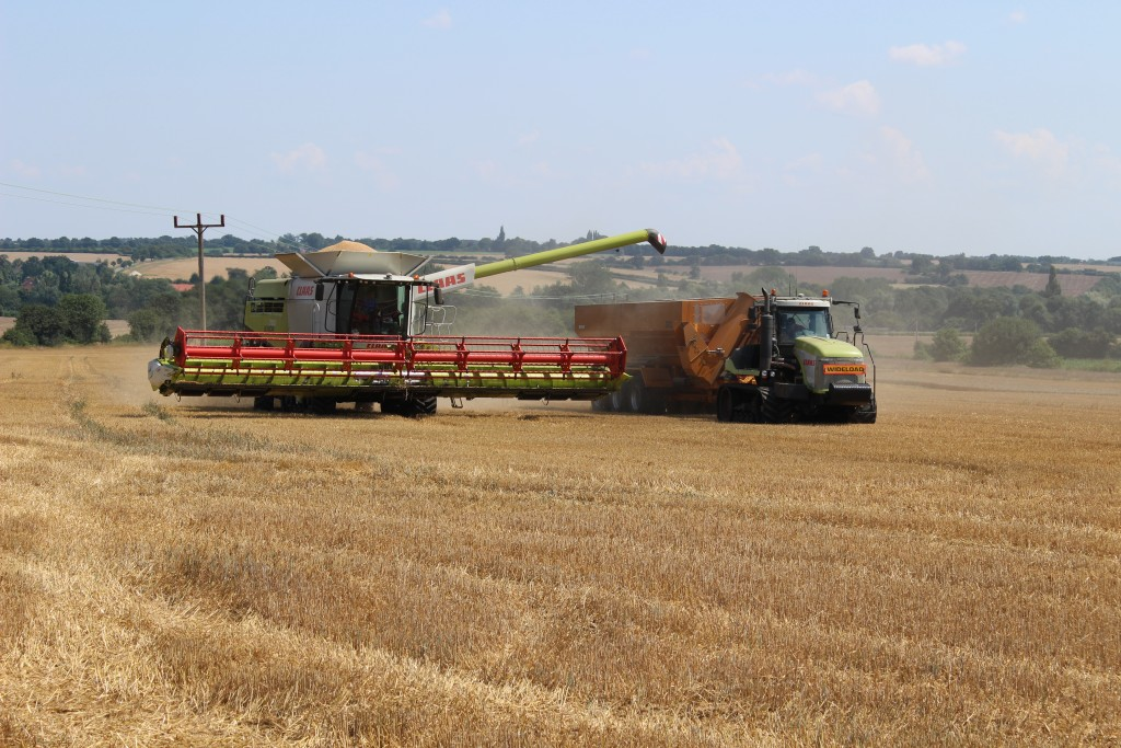 coming haulage harvest 2014